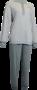 Lunatex Double Jersey Meisjes Pyjama 144029 | 23711