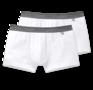 Schiesser Men 95/5 Shorts 2-Pack Wit 205551 | 17469
