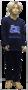 Lunatex Jongens Pyjama Navy 98089 | 18103