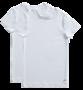 Ten Cate Boys Basic T-shirt White 2-Pack 31199 | 21572