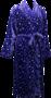 Cocodream  Badjas Fleece Stars Navy 696101 | 25088