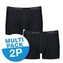 Sloggi Basic Short 2-Pack Zwart 10020415 | 10360