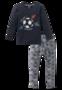 Schiesser Pyjama Grey 163452 | 19602